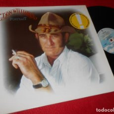 Discos de vinilo: DON WILLIAMS PORTRAIT LP 1979 MCA EDICION ALEMANA GERMANY. Lote 137943670