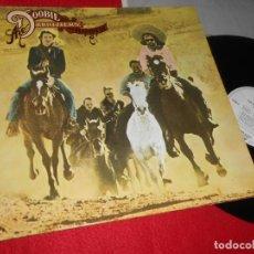 Discos de vinilo: THE DOOBIE BROTHERS STAMPEDE LP 1975 WARNER BROS GATEFOLD EDICION ALEMANA GERMANY. Lote 137943834