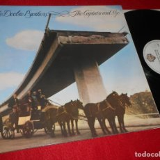 Discos de vinilo: THE DOOBIE BROTHERS THE CAPTAIN AND ME LP 1973 WARNER BROS GATEFOLD EDICION ALEMANA GERMANY. Lote 137943878