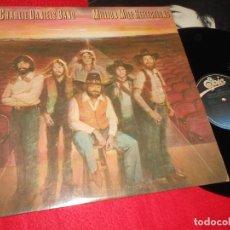 Discos de vinilo: THE CHARLIE DANIELS BAND MILLION MILE REFLECTIONS LP 1979 EPIC EDICION AMERICANA USA. Lote 137944106