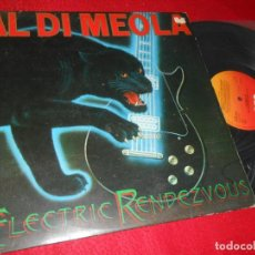 Discos de vinilo: AL DI MEOLA ELECTRIC RENDEZVOUS LP 1982 CBS EDICION HOLLAND. Lote 137944262
