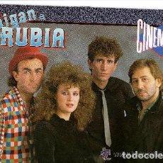 Discos de vinilo: CINEMASPOP - SIGAN A ESA RUBIA / SAL GORDA - MAXI WEA ESPAÑA 1983. Lote 137950214