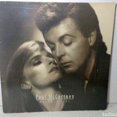 Discos de vinilo: PAUL MCCARTNEY PRESS TO PLAY VINILO LP / EMI-ODEON 1986. Lote 137950230