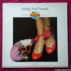 Discos de vinilo: LP SWING AND SWEET BEAUTIFUL MUSIC GOLDEN FAVOURITES EUROGRAM HOLANDA. Lote 137958380