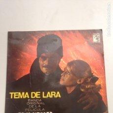 Discos de vinilo: DOCTOR ZHIVAGO - TEMA DE LARA. Lote 137959541