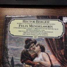 Discos de vinilo: HECTOR BERLIOZ. ROMEO Y JULIETA...... Lote 137992714