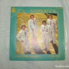 Discos de vinilo: DISCO EPS. LOS MARISMEÑOS . Lote 138001890