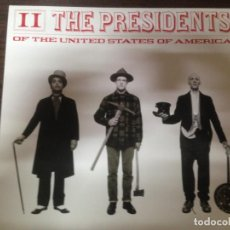 Discos de vinilo: LP DISCO VINILOS THE PRESIDENTS OF THE UNITED STATES OF AMERICA II. Lote 138037922
