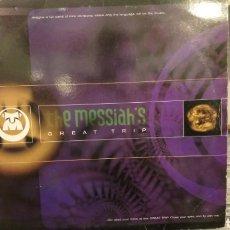Discos de vinilo: THE MESSIAH'S–GREAT TRIP . CYBER MUSIC. ELECTRÓNICA - TRANCE. 1999.. Lote 138046368