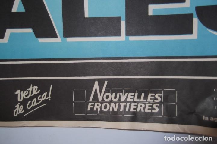 Discos de vinilo: ILEGALES-Concierto-1986-TODOS ESTAN MUERTOS-CARTEL ORIGINAL-67cm X 48cm.. - Foto 9 - 138089986
