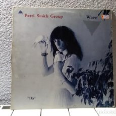Discos de vinilo: PATTI SMITH GROUP. Lote 138093782