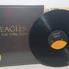 Discos de vinilo: EAGLES - LONG RUN LP VINILO ASYLUM RECORDS EXCELENTE ESTADO. Lote 138094417