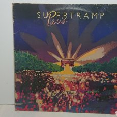Discos de vinilo: SUPERTRAMP - PARIS - DOBLE LP VINILO 1980. Lote 138095794