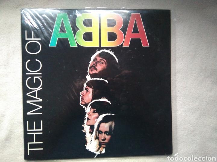 THE MAGIC OF ABBA - VINILO (Música - Discos - LP Vinilo - Pop - Rock - New Wave Extranjero de los 80)