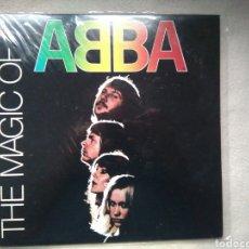 Discos de vinilo: THE MAGIC OF ABBA - VINILO. Lote 138098701