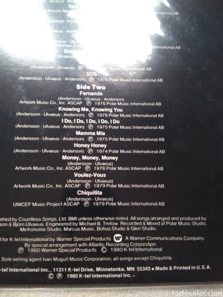 Discos de vinilo: The magic of ABBA - Vinilo - Foto 3 - 138098701