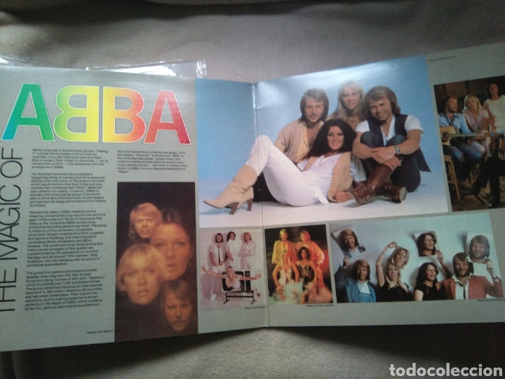 Discos de vinilo: The magic of ABBA - Vinilo - Foto 4 - 138098701