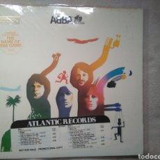 Discos de vinilo: ABBA - PROMO - THE ALBUM - VINILO. Lote 138100314