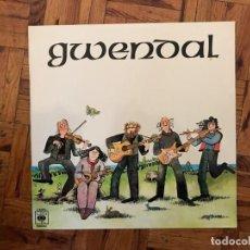 Discos de vinilo: GWENDAL ?– GWENDAL SELLO: CBS ?– S 82604 FORMATO: VINYL, LP, ALBUM PAÍS: SPAIN FECHA: 1978 GÉNERO: . Lote 138111994