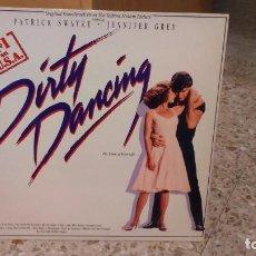 Discos de vinilo: DIRTY DANCING LP VINILO BSO BANDA SONORA SOUNDTRACK. Lote 138177338