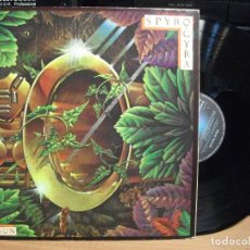 Discos de vinilo: SPYRO GYRA CATCHING THE SUN LP USA 1980 PDELUXE. Lote 138180198