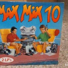 Discos de vinilo: MAX MIX 10. Lote 138182062
