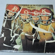 Discos de vinilo: ODDS AND SODS - THE WHO LP. Lote 138200106