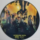 Discos de vinilo: KISS – INTERVIEW WITH KISS - LIMITED EDITION 2500 COPIES. MADE IN ENGLAND - TT 1111. Lote 138204782