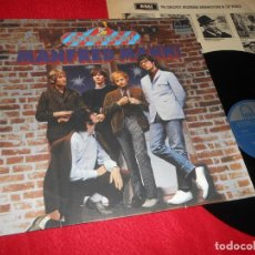 Discos de vinilo: MANFRED MANN ATTENTION! MANFRED MANN! LP 1978 FONTANA EDICION ALEMANA GERMANY. Lote 138214522