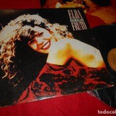 Discos de vinilo: ELBA RAMALHO FRUTO LP 1988 PHILIPS EDICION BRASILEÑA BRAZIL BRASIL. Lote 138216670