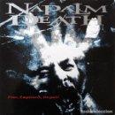 Discos de vinilo: NAPALM DEATH – FEAR, EMPTINESS, DESPAIR - LP VINYL 1994 UK - GRIND CORE METAL. Lote 138222102