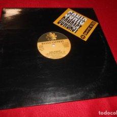 Discos de vinilo: SONIC BOMBAST GOD OF HELLFIRE +INSTRUMENTAL /YOOOH! +1 1992 DANCE FACTORY SPAIN ESPAÑA 4 CANCIONES. Lote 138234918