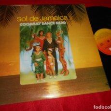 Discos de vinilo: GOOMBAY DANCE BAND SOL DE JAMAICA LP 1980 CBS EDICION ESPAÑOLA SPAIN EXCELENTE ESTADO. Lote 138242226