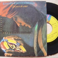 Discos de vinilo: ELECTRIC LIGHT ORCHESTRA UN POCO DE AMOR + JUNGLA - SINGLE 1979 - JET. Lote 138244482