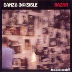 Discos de vinilo: DANZA INVISIBLE, BAZAR LP TWINS RECORDS SPAIN 1991, PRECINTADO!!!. Lote 138267554