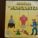 Discos de vinilo: MASSARA - MARGARITA --- REFGIMHAULEMOTRPAMHOR. Lote 138321586