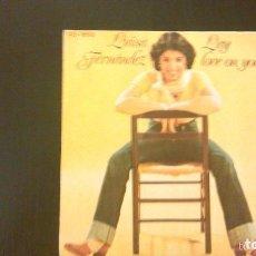 Discos de vinilo: LUISA FERNANDEZ - LAY LOVE ON YOU. Lote 138321606