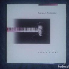 Discos de vinilo: MICHAEL O'MARTIAN CONVERSATION LP.VANGELIS. Lote 138406542