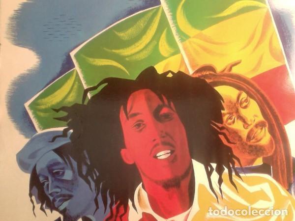 THE WAILERS ?– REGGAE GREATS (ESPAÑA, 1985) (Música - Discos - LP Vinilo - Reggae - Ska)