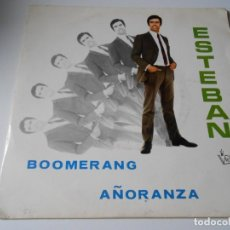 Discos de vinilo: ESTEBAN, SG, BOOMERANG + 1, AÑO 1971. Lote 138520102
