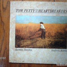 Discos de vinilo: TOM PETTY AND THE HEARTBREAKERS - SOUTHERN ACCENTS. Lote 138525762