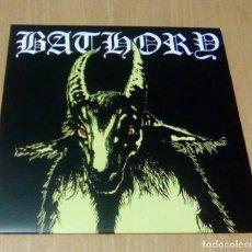 Disques de vinyle: BATHORY - BATHORY (LP REEDICIÓN) NUEVO SIN ESTRENAR. Lote 219847482