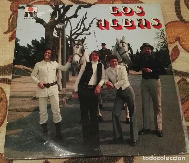 LP LOS ALBAS ARIOLA 12 TEMAS (Música - Discos - LP Vinilo - Grupos Españoles 50 y 60)