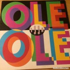 Discos de vinilo: OLE OLE 1990 SOLDADOS DEL AMOR. Lote 138575278