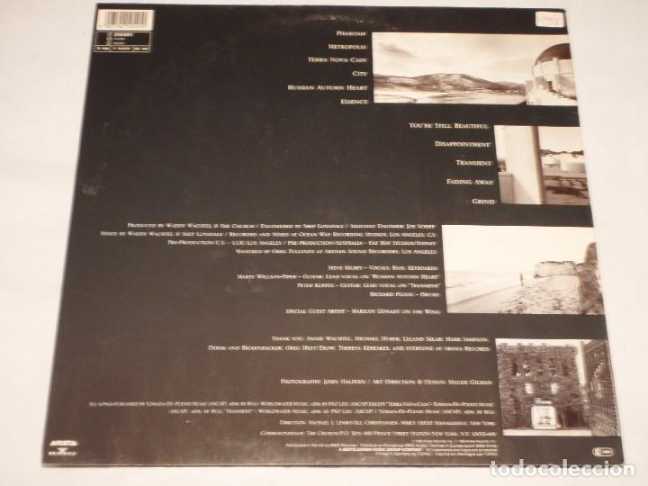 Discos de vinilo: THE CHURCH ( GOLD AFTERNOON FIX ) 1990-GERMANY LP33 ARISTA - Foto 2 - 138602442