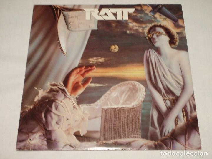 RATT - REACH FOR THE SKY CANADA - 1988 LP ATLANTIC (Música - Discos - LP Vinilo - Pop - Rock - New Wave Extranjero de los 80)