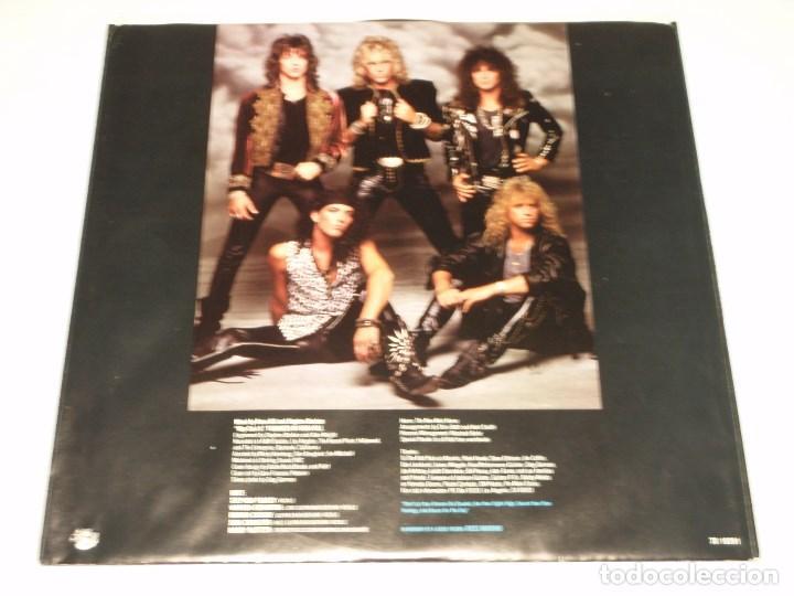 Discos de vinilo: RATT - REACH FOR THE SKY CANADA - 1988 LP ATLANTIC - Foto 4 - 138608726