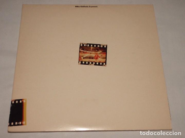 MIKE OLDFIELD ( EXPOSED ) DOBLE LP33 ENGLAND -1979 VIRGIN RECORDS (Música - Discos - LP Vinilo - Electrónica, Avantgarde y Experimental)