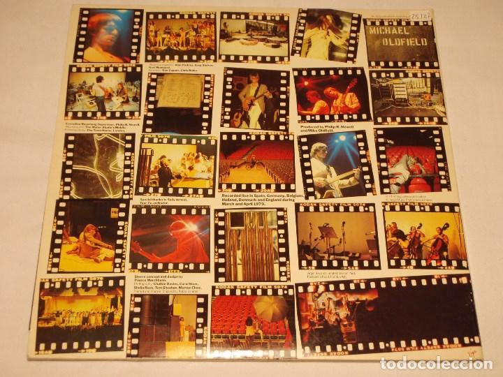 Discos de vinilo: MIKE OLDFIELD ( EXPOSED ) DOBLE LP33 ENGLAND -1979 VIRGIN RECORDS - Foto 2 - 138615130
