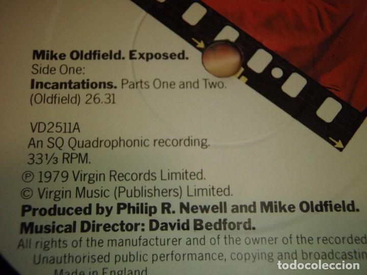 Discos de vinilo: MIKE OLDFIELD ( EXPOSED ) DOBLE LP33 ENGLAND -1979 VIRGIN RECORDS - Foto 5 - 138615130